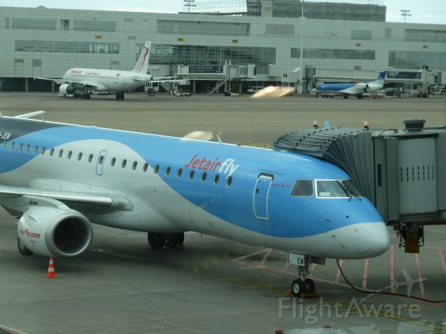 Embraer ERJ-190 (OO-JEM)