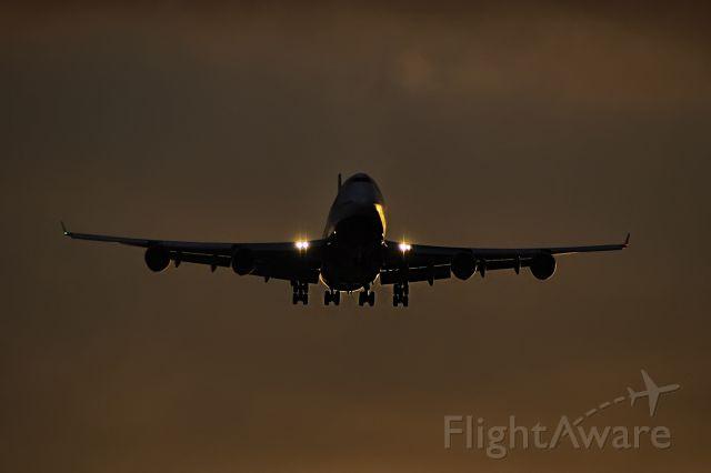 Boeing 747-400 (EI-XLI) - AIRPORT TENERIFE SUR