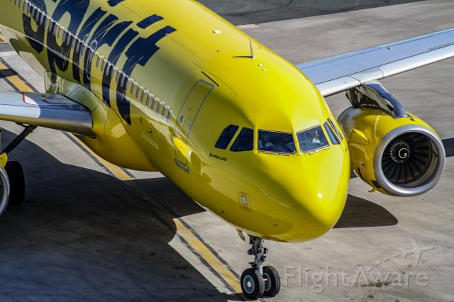 Airbus A320 (N503NK)