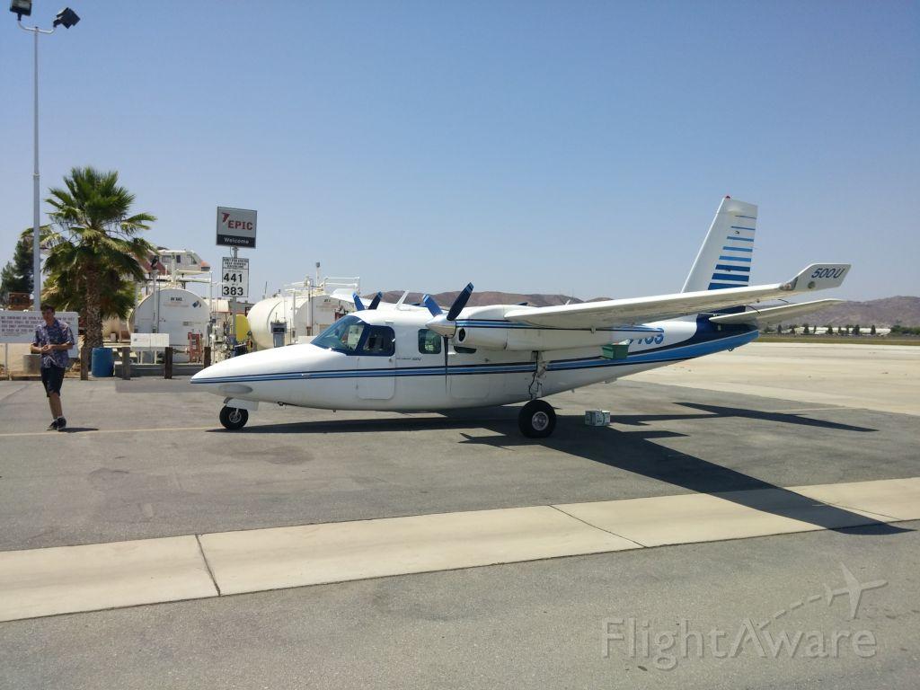 Aero Commander 500 (N67SS)