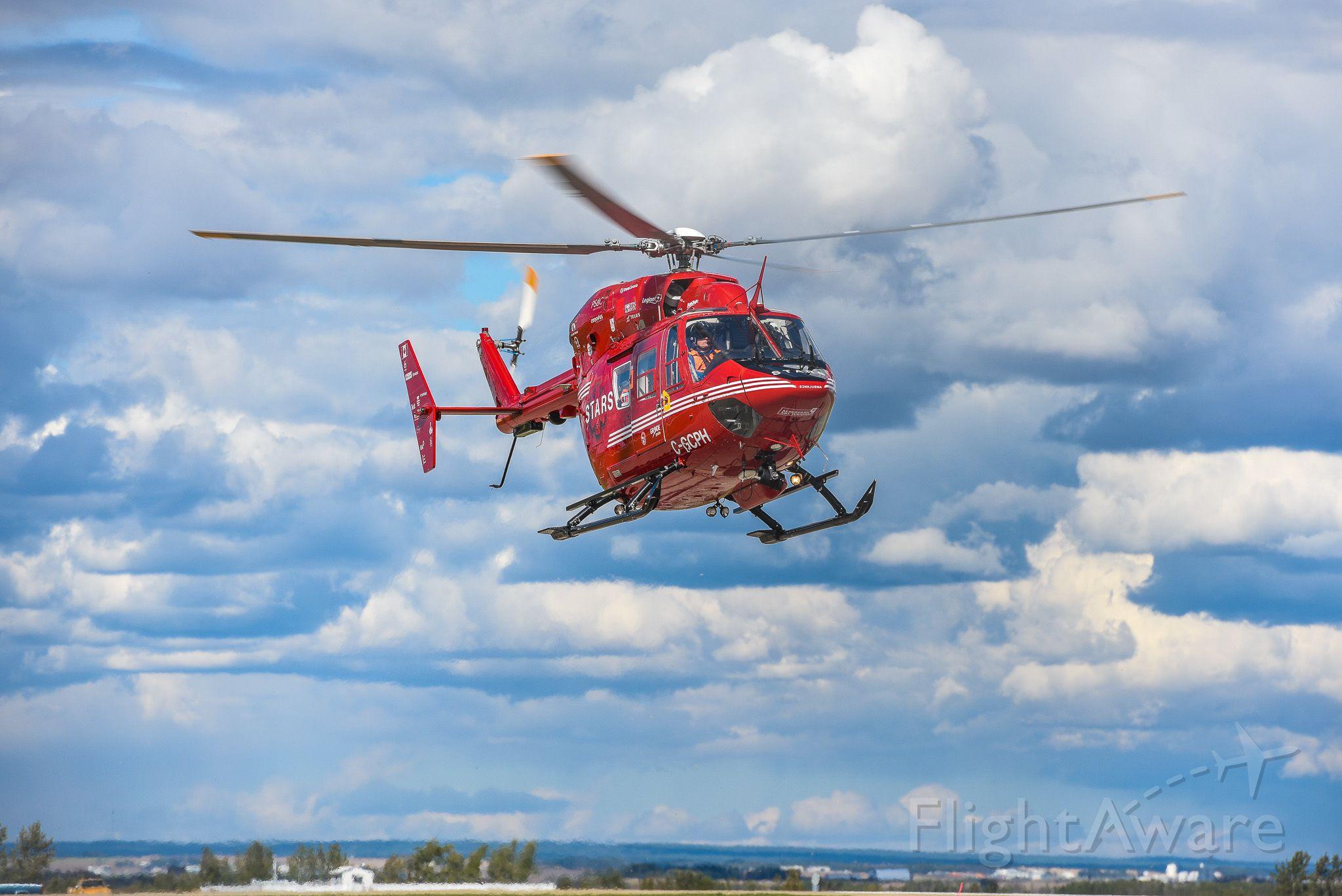 NUSANTARA NBK-117 (C-GCPH) - STARS Air Ambulance