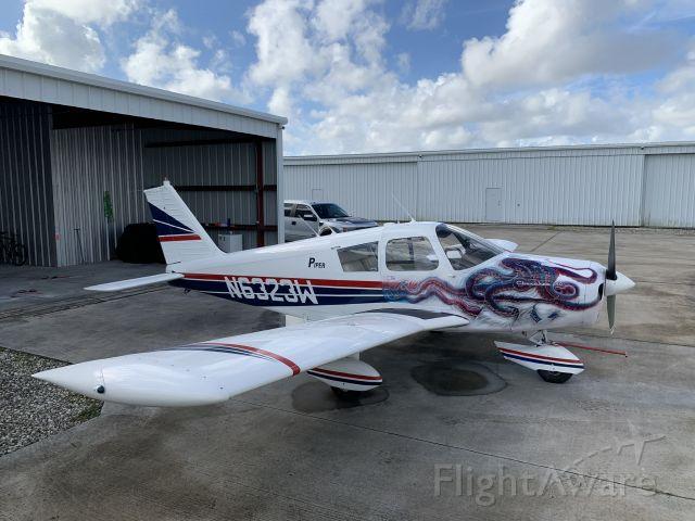 Piper Tomahawk (N6323W)