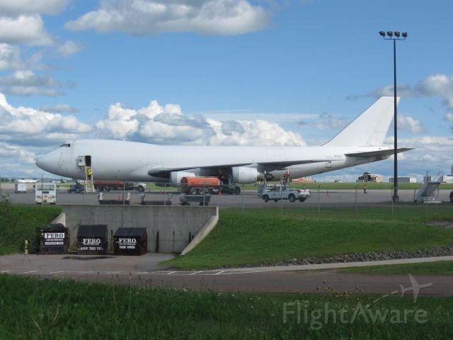 Boeing 747-200 (4X-ICO)