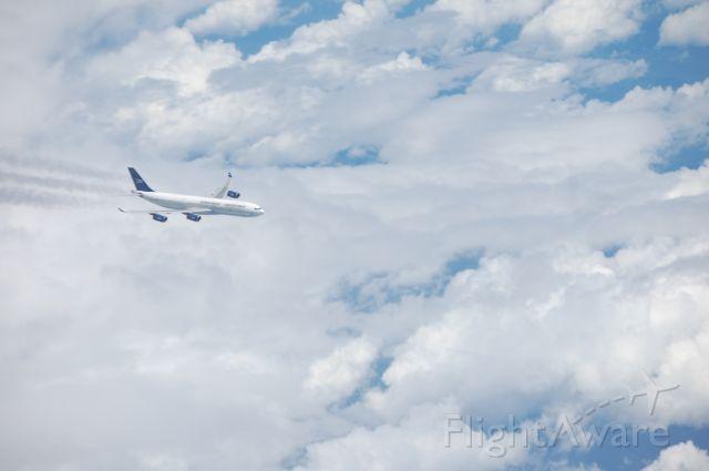 — — - RVSM airspace