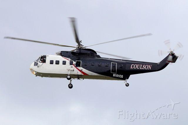 Sikorsky Sea King (N161CG)