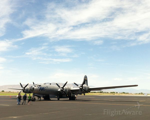 Boeing B-29 Superfortress (N529B) - FIFI @ KPVU during the Commemorative Air Force Airpower History Tour 2014