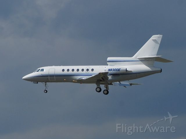 Dassault Falcon 50 (N8300E)