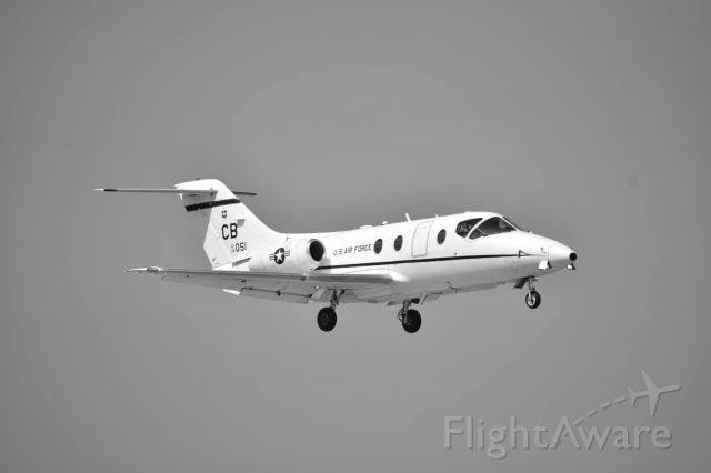 Beechcraft Beechjet — - Alley 403