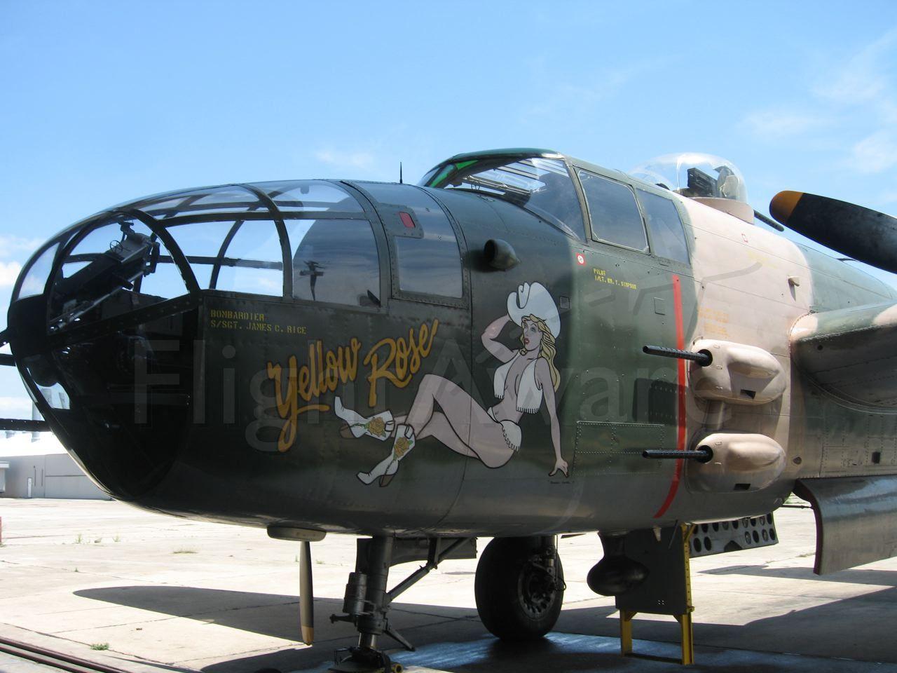 North American TB-25 Mitchell (N25YR)