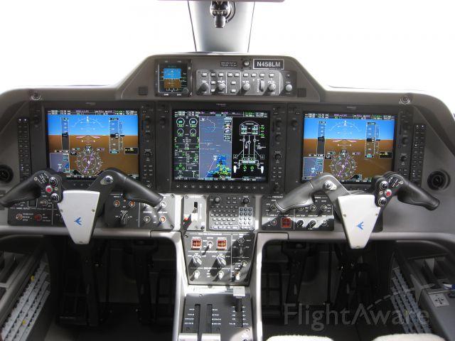 Beechcraft Beechjet (N458LM)