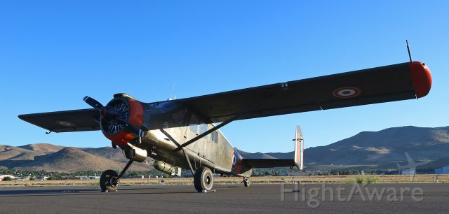 De Havilland Canada DHC-2 Mk1 Beaver (N309MD) - Avions Holste Max 1521 (N309MD)br /1950s erabr /Frenchbr /Designed and built to meet a requirement of the French military.  So similar in design to the DeHavilland Canada DHC-2 Beaver that it was sometimes referred to as ... (wait for it ....) the French Beaver.