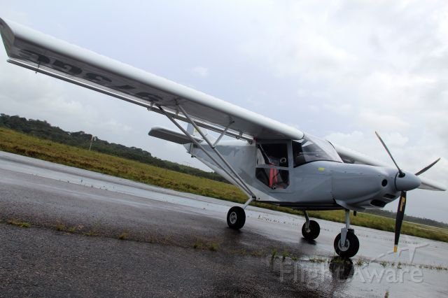 F-JCON — - ULM Savannah S d'ICP