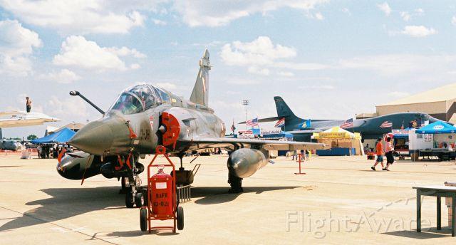 DASSAULT-BREGUET Mirage 2000 — - French Dassault Mirage 2000 of Armée de l