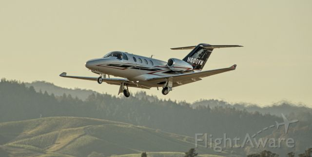 Cessna Citation M2 (N600VM)