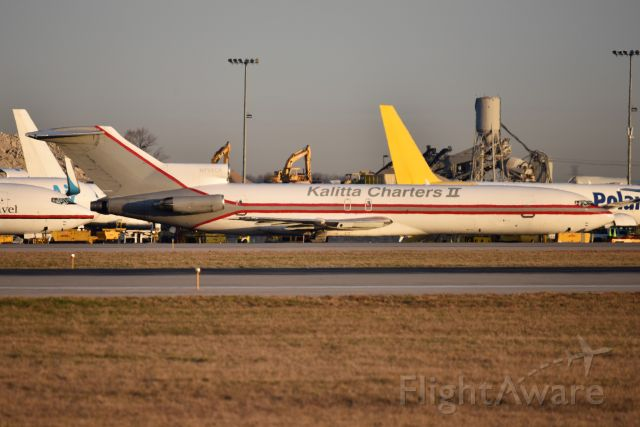 BOEING 727-200 (N724CK) - 03-21-21