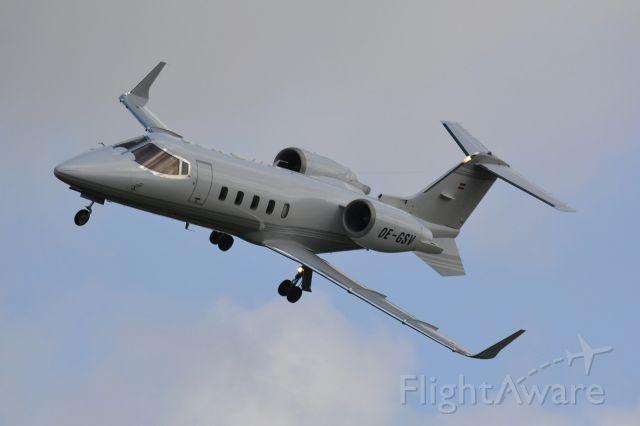 Learjet 60 (OE-GSV)