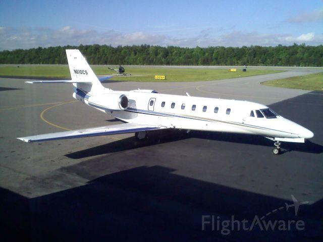 Cessna Citation Sovereign (N610CS)