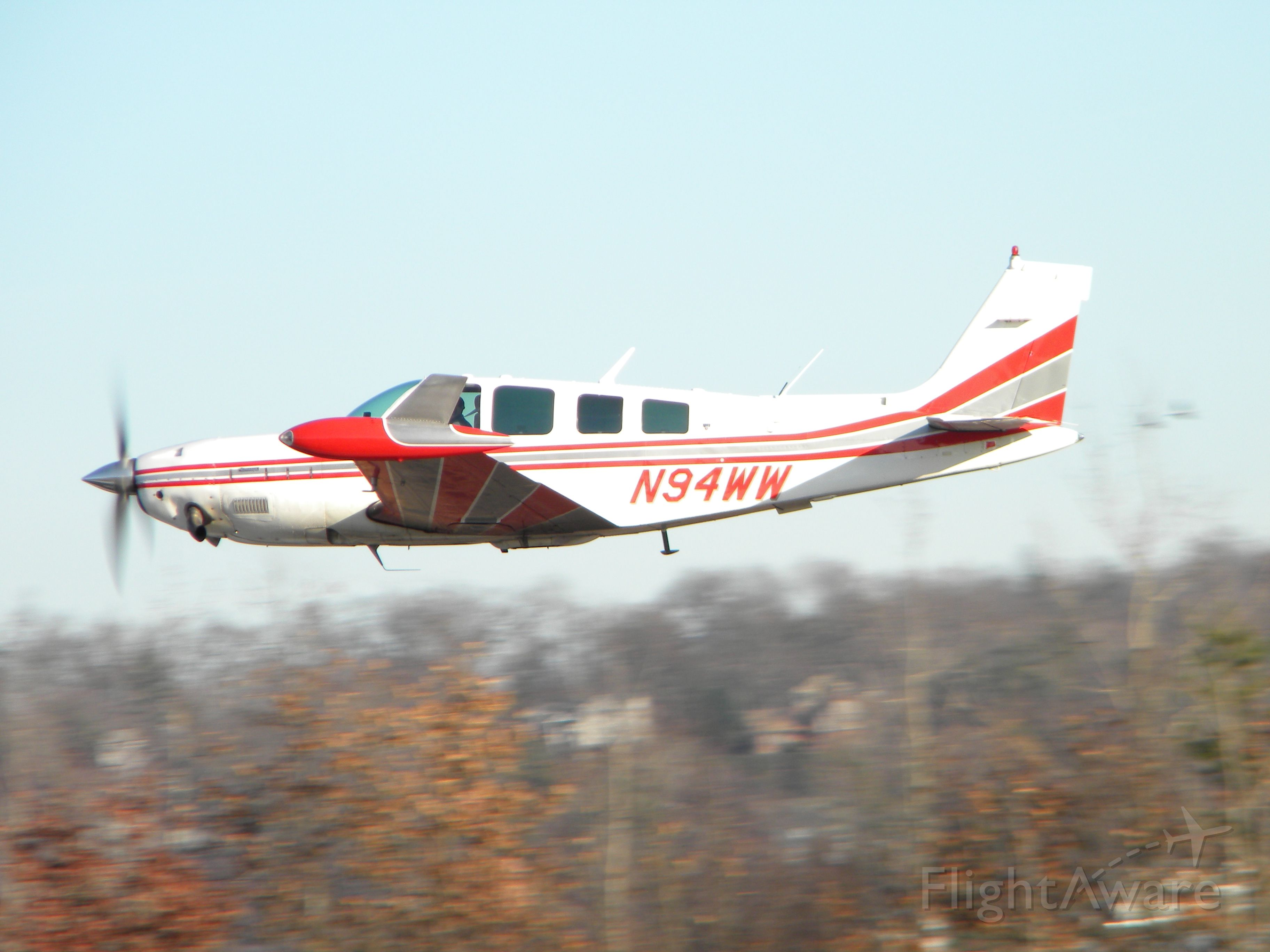 Beechcraft Bonanza (36) (N94WW)
