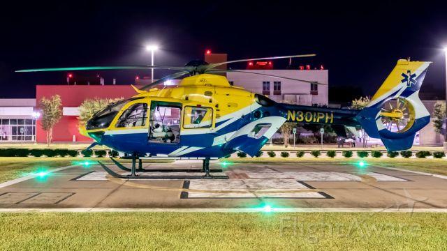 Eurocopter EC-635 (N301PH)