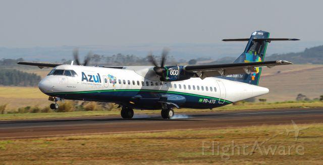 ATR ATR-72 (PR-ATG)