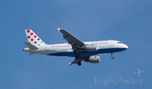 Airbus A319 (9A-CTH)