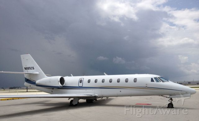 Cessna Citation Sovereign (FIV685)