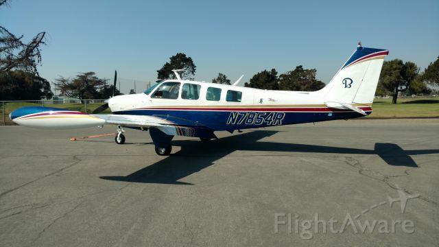 Beechcraft Bonanza (36) (N7854R)
