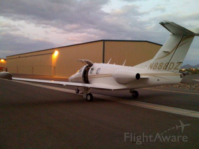 Eclipse 500 (N888DZ) - JUST BACK FROM A SIGHT SEEING FLIGHT OVER NORTHERN AZ.