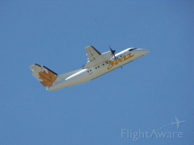de Havilland Dash 8-100 (C-FACD)