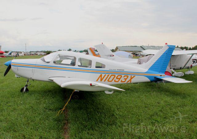 Beechcraft Sundowner (N1093X)