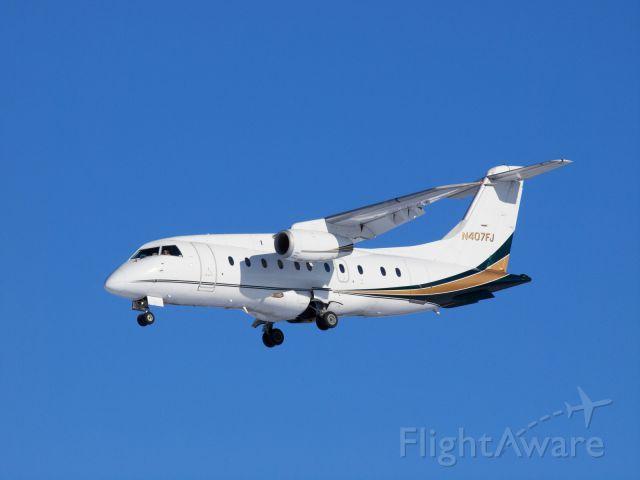 Fairchild Dornier 328JET (N407FJ) - Spotting