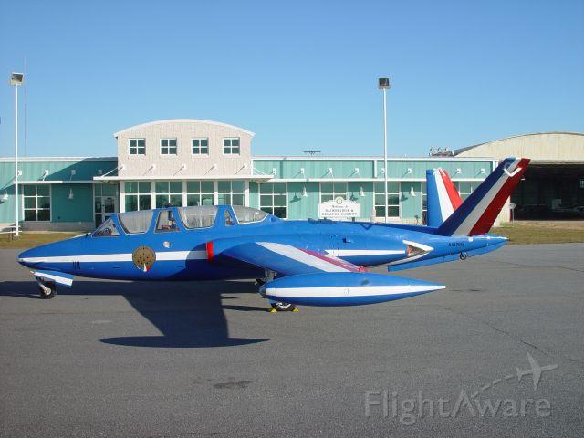 Piper Aerostar (N179PS) - FOUGA CM 170