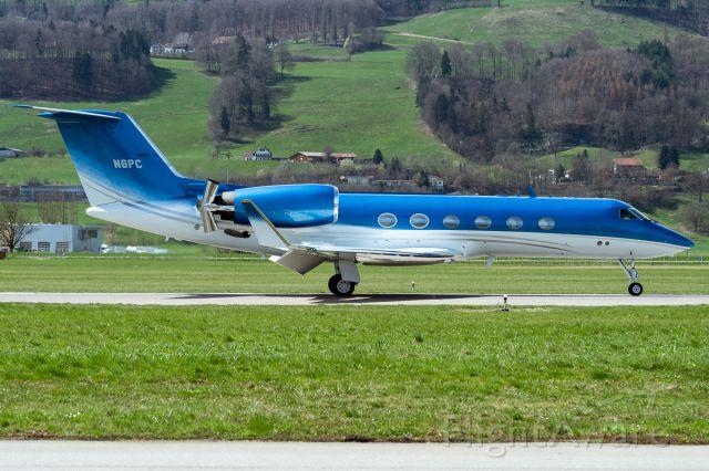 Gulfstream Aerospace Gulfstream IV (N6PC)