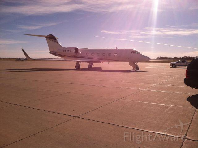 Gulfstream Aerospace Gulfstream IV (N450WG)