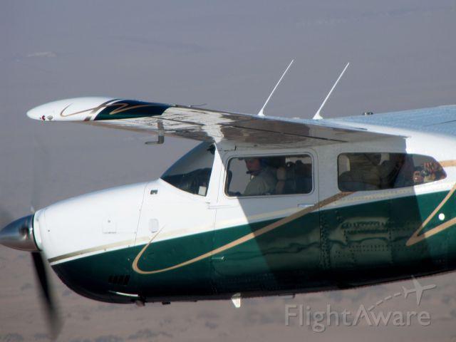 Cessna Centurion (V5-BOG) - close-up of V5-BOG