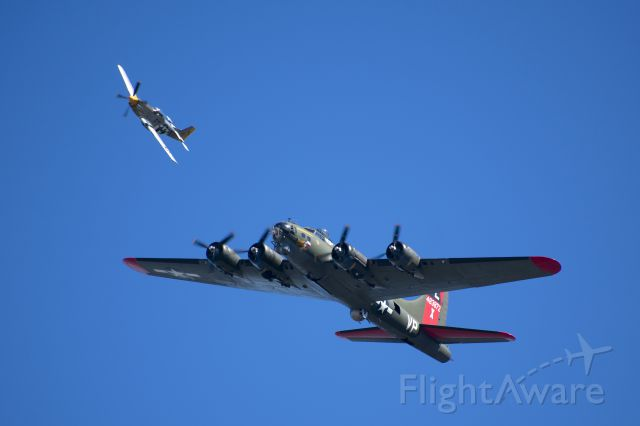 Boeing B-17 Flying Fortress (N7227C) - 2018 Wings Over Dallas WWII Airshow