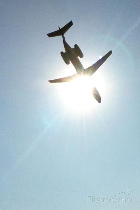 Canadair Regional Jet CRJ-700 — - CRJ-700 flying into Bradley airport.