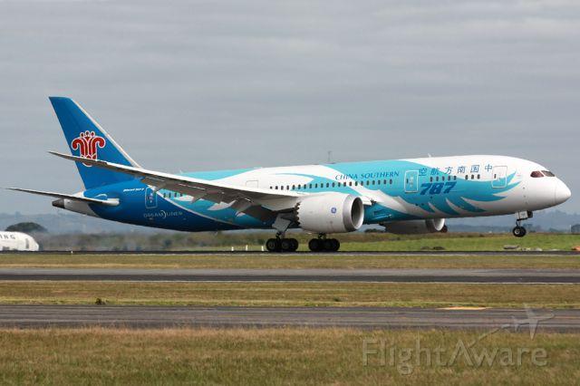 Boeing 787-8 (B-2725) - China Southern