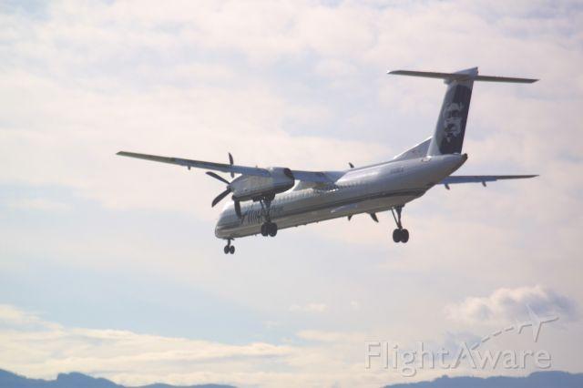 de Havilland Dash 8-400 (N431QX)
