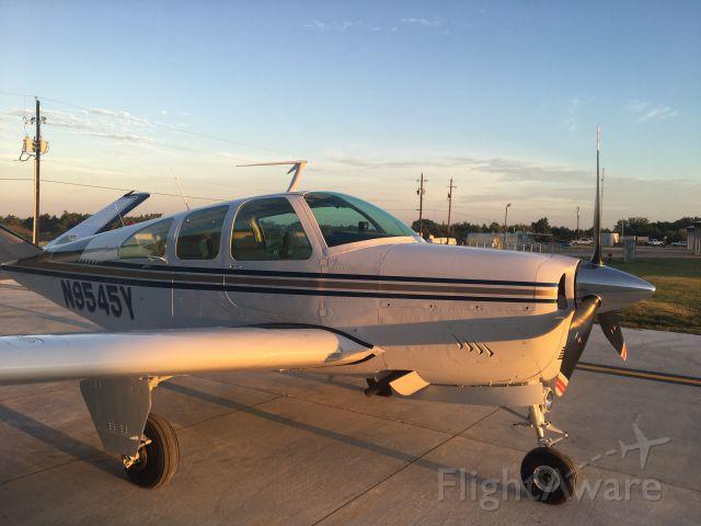 Beechcraft 35 Bonanza (N9545Y)
