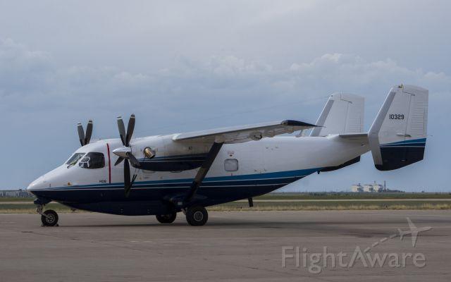 PZL-MIELEC Skytruck (10-0329)