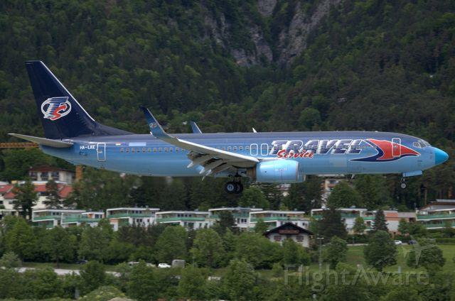Boeing 737-800 (HA-LKE)