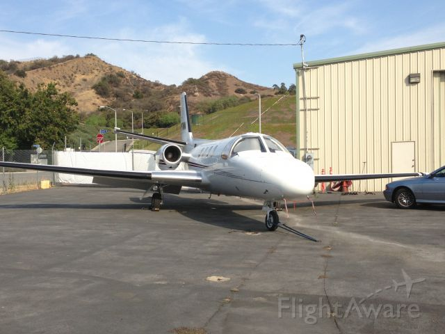 Cessna Citation 1SP (N911MM)