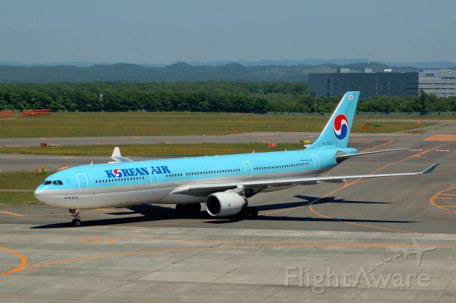 Airbus A330-300 (HL7720) - HL7720  Airbus A330-323X c/n:550 L/N:---  Korean Air : 2012/06/27