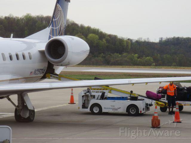 Embraer EMB-145XR (N25134)