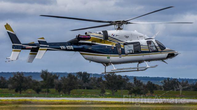 Bell 427 (VH-XSQ)