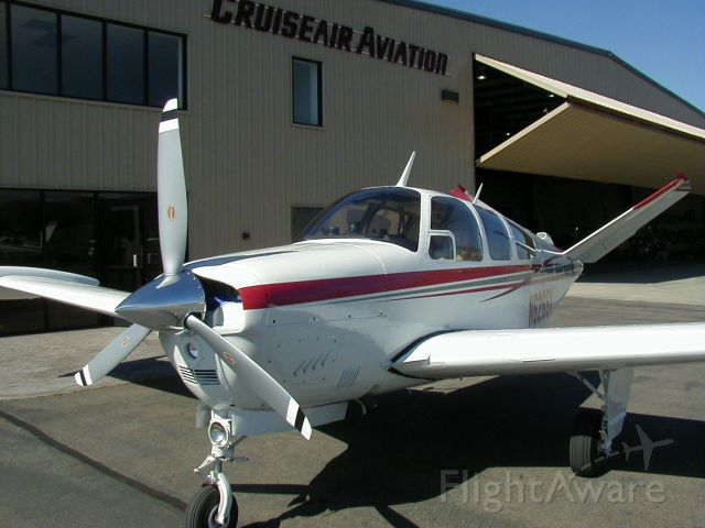 Beechcraft 35 Bonanza (N6265V)