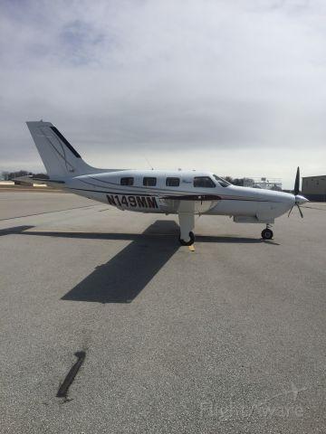 Piper Malibu Mirage (N149MM)