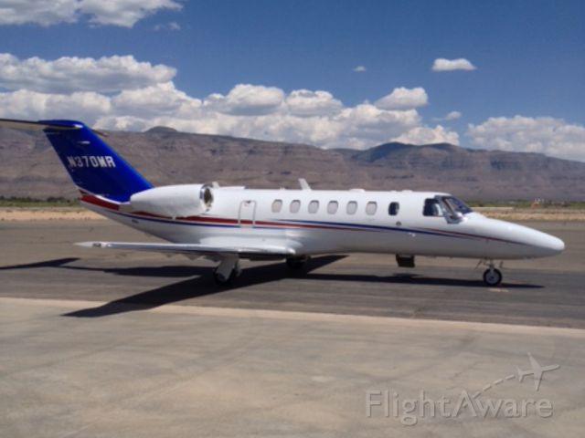 Cessna Citation CJ3 (N370MR)