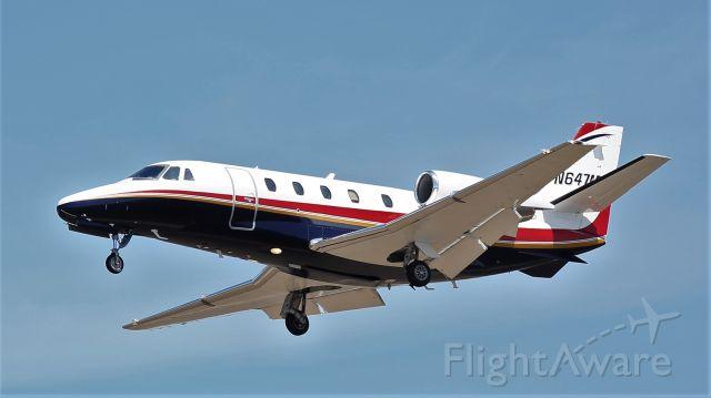 Cessna Citation Excel/XLS (N647MK)